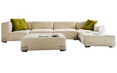 Plastics Duo Kartell divano poltrona pouf