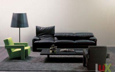 Maralunga Cassina divano design Vico Magistretti