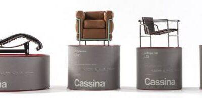 Miniature Cassina