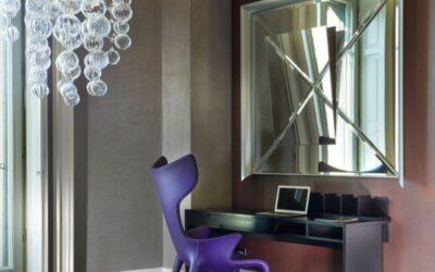 Osmond specchio Driade