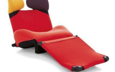 Wink Cassina poltrona trasformabile chaise longue