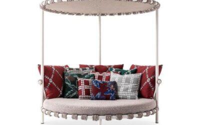 Trampoline Cassina divano per esterno
