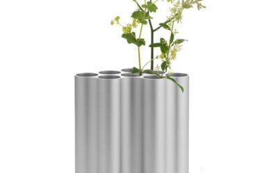 Nuage Vitra vaso design alluminio