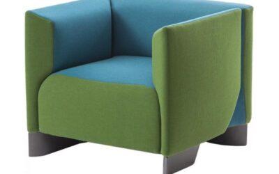 ZH One poltrona design Zaha Hadid