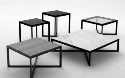Marc Krusin Knoll tavolini