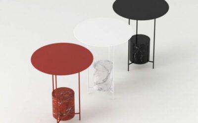 Panna cotta tavolino Molteni & C