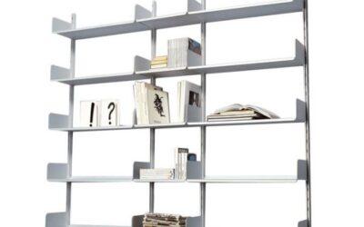 K1 Kriptonite libreria a parete