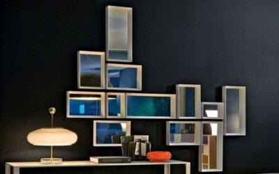 Specchio D 950 1 Molteni & C Gio Ponti