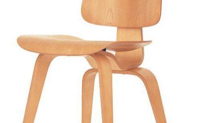 Plywood Vitra sedia DCW