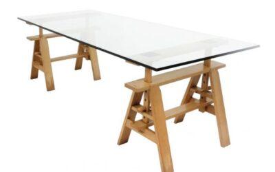 Leonardo Zanotta tavolo scrivania