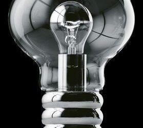 Bulb Ingo Maurer lampada da tavolo