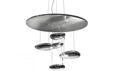 Mercury Mini Artemide lampada sospensione