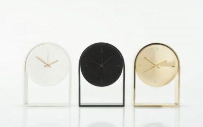 Air du Temps Kartell Orologio da tavolo