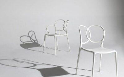 Sissi Driade sedia poltroncina