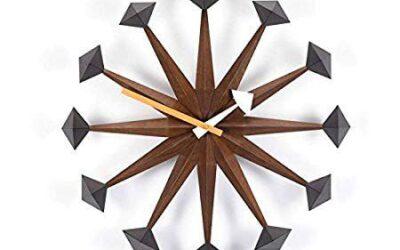 orologio Polygon Clock Vitra