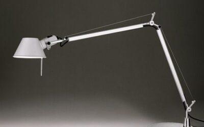 Tolomeo Artemide lampada da tavolo design Michele De Lucchi