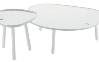 Loto e Ninfea Zanotta tavolini