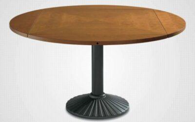Quadritondo Zanotta tavolo