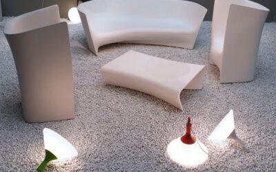 Grand Pliè Driade divano poltrona