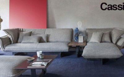Beam Sofa System Cassina Divano