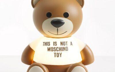 Toy Moschino Kartell lampada orsetto