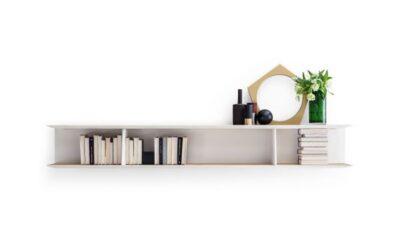 Libreria a parete D.355.1 Molteni & C Gio Ponti