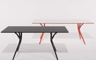 Spoon Table Kartell tavolo pieghevole