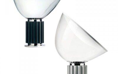 Taccia PMMA Flos lampada