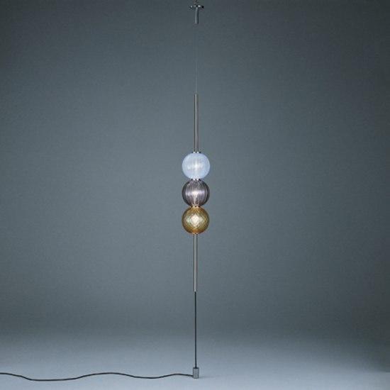 lampada sospensione Abaco Venini 3 luci