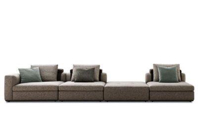 Albert Molteni & C divano