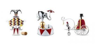 Circus serie limitata Officina Alessi