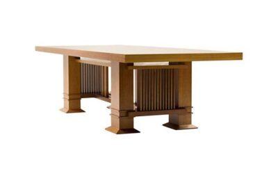Allen Cassina tavolo rettangolare