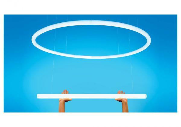 Alphabet of light Artemide lampada rivenditore autorizzato
