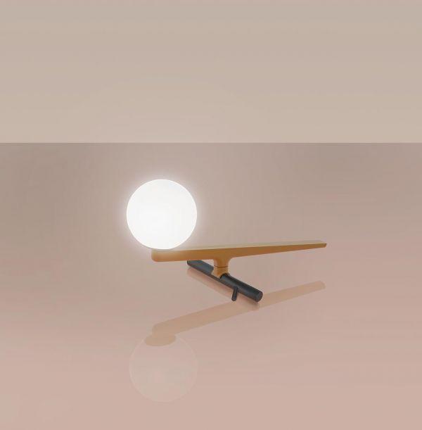 Lampada da tavolo Yanzi Artemide