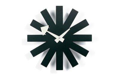 Asterisk Clock Vitra orologio