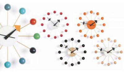Ball Clock orologio Vitra