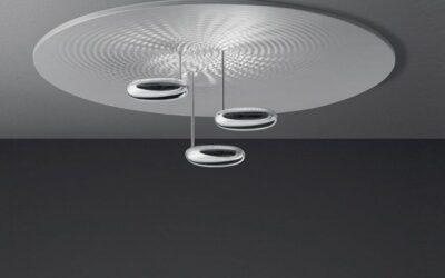 Droplet Artemide lampada soffitto