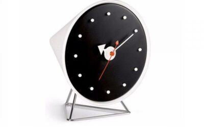 Cone Clock Vitra orologio da tavola