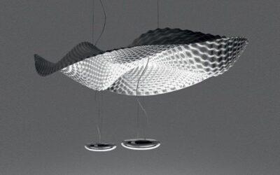Cosmic Angel  Artemide lampada sospensione