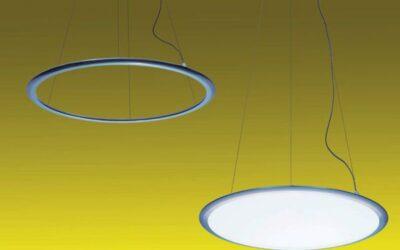 Discovery Artemide lampada led sospensione