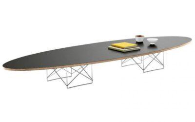 Elliptical Table ETR Vitra tavolo basso ellittico