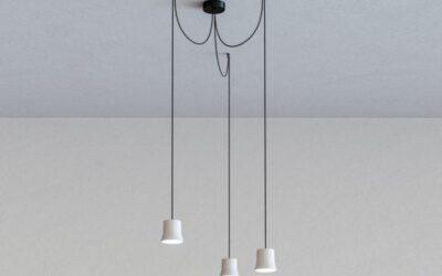 Giò Light Cluster Artemide lampada sospensione led