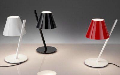 lampada da tavolo La Petite Artemide