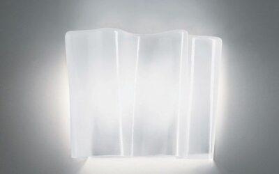 Logico Artemide lampada da parete