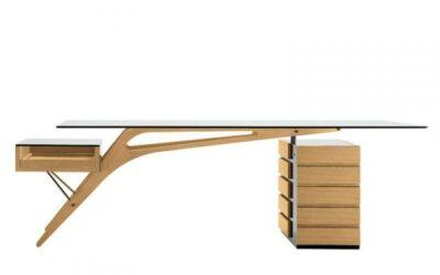 Cavour Zanotta tavolo scrivania