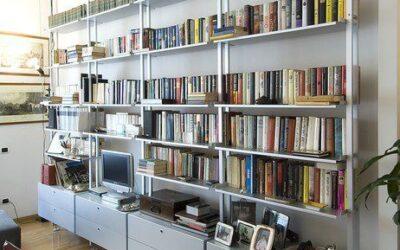 K2 Kriptonite libreria alluminio