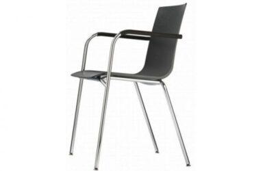 S 160 Thonet sedia con braccioli