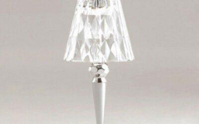 Battery Kartell lampada