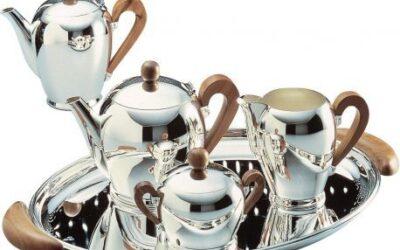 Bombè Alessi servizio caffè e te