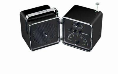 radio portatile Cubo Brionvega